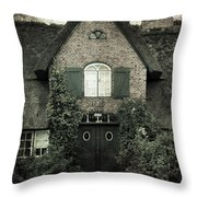 Thatch Throw Pillow by Joana Kruse
