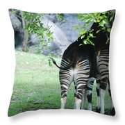Two Stripes Throw Pillow