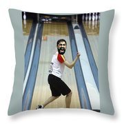 300 Throw Pillow
