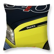 340 Wedge  Throw Pillow