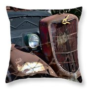 '36 Ford II Throw Pillow