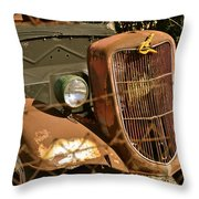 '36 Ford IIi Throw Pillow