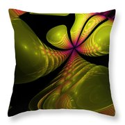 3d Effect Throw Pillow