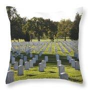 Arlington National Cemetery, Arlington Throw Pillow