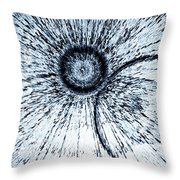 Circle 3d Art Throw Pillow