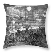 Civil War: Gettysburg Throw Pillow
