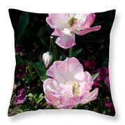 Giverney Throw Pillow