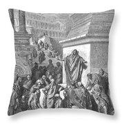 Jonah Throw Pillow