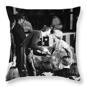 Olympic Games, 1976 Throw Pillow