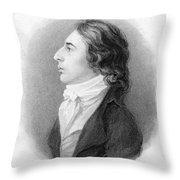 Robert Southey (1774-1843) Throw Pillow