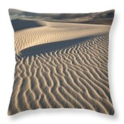 White Sands National Monument, New Throw Pillow