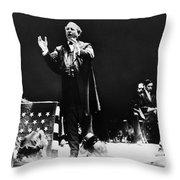 William Jennings Bryan Throw Pillow
