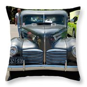 41 Hudson Super Six 1 Throw Pillow
