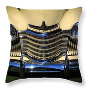 41 Olds Throw Pillow