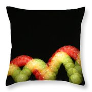 Bouncing Ball Throw Pillow