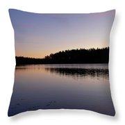 Fall At Saari-soljanen Throw Pillow
