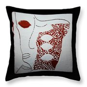 Guardian Angel Throw Pillow