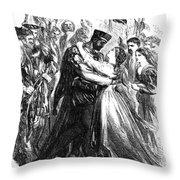 Shakespeare: Othello Throw Pillow by Granger