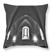 The Castle Of Tavastehus Throw Pillow