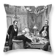 William Worth Belknap Throw Pillow