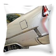'55 Chevy Throw Pillow