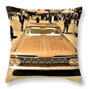 59 Impala Throw Pillow