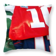6 10 12 Throw Pillow