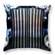 Antique Car Throw Pillow