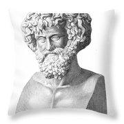 Hannibal (247-183 B.c.) Throw Pillow by Granger