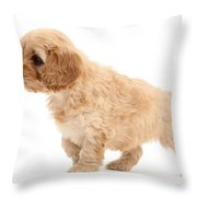 Puppy Throw Pillow