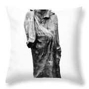 Honore De Balzac (1799-1850) Throw Pillow