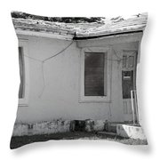 771 Nomans Ave Throw Pillow
