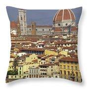 Florence Throw Pillow by Joana Kruse