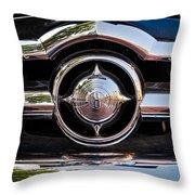 8 In Chrome Throw Pillow