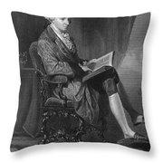 John Hancock (1737-1793) Throw Pillow