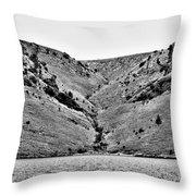Kornati National Park Throw Pillow