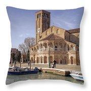 Murano Throw Pillow
