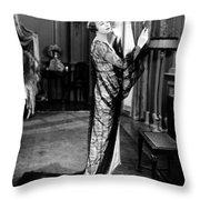 Silent Still: Bedroom Throw Pillow