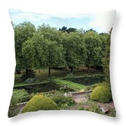 St Fagans Museum Throw Pillow