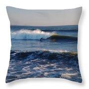 Surfers Make The Ocean Better Series Throw Pillow