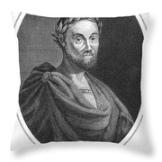Torquato Tasso (1544-1595) Throw Pillow