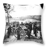 William Tecumseh Sherman Throw Pillow