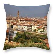Florence Throw Pillow