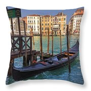 Venice - Italy Throw Pillow