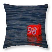 98 Throw Pillow