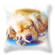 A 003 Throw Pillow