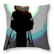 A Beacon Of Truth Throw Pillow by Jimi Bush