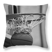 A Collection Of Points Throw Pillow