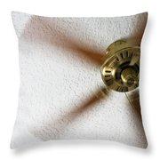 A Cooling Breeze Throw Pillow