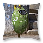 A Design Principle...plan Ahead Throw Pillow
